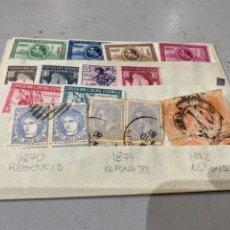 Sellos: SELLOS ESPAÑA ANTIGUOS 1870 . 1879.1882 1929 . VER FOTOS. Lote 233997445