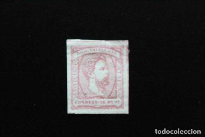 EDIFIL 157 USADO (V.C. 80 EUROS) (Sellos - España - Amadeo I y Primera República (1.870 a 1.874) - Usados)