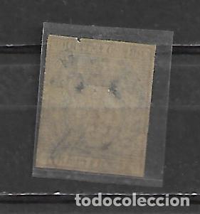 Sellos: ESPAÑA 1853 Nº 22 ESCUDO DE MADRID NUVO SIN GOMA EL DE LA FOTO MAS 3500 € DE CATALOGO - Foto 3 - 245648300