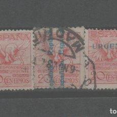 Selos: LOTE (13) SELLOS ESPAÑA PEGASO. Lote 260679175