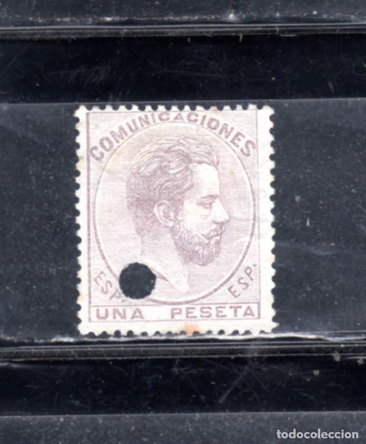 ED Nº127T AMADEO I (Sellos - España - Amadeo I y Primera República (1.870 a 1.874) - Usados)