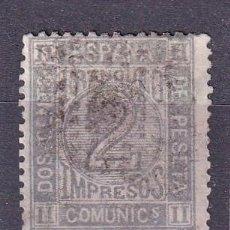 Sellos: SELLOS ESPAÑA AÑO 1872 OFERTA EDIFIL 116 EN USADO VALOR DE CATALOGO 22.75 €. Lote 280156453