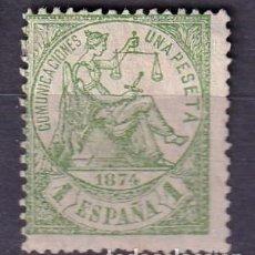 Sellos: SELLOS ESPAÑA AÑO 1874 OFERTA EDIFIL 150 EN USADO VALOR DE CATALOGO 68 €. Lote 280158668
