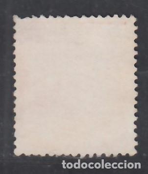 Sellos: ESPAÑA, 1873 EDIFIL Nº 131 (*), 2 c. naranja. - Foto 2 - 283672233