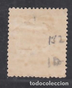 Sellos: ESPAÑA, 1873 EDIFIL Nº 133, /*/, 10 c. verde, Bien Centrado - Foto 2 - 283674563
