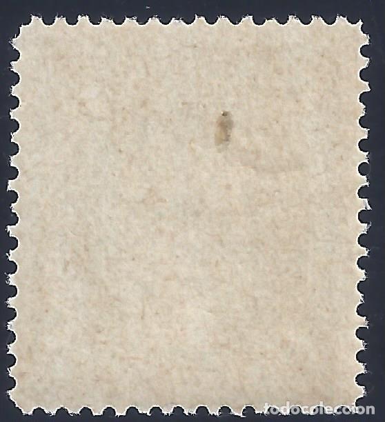 Sellos: EDIFIL 114 EFIGIE ALEGÓRICA DE ESPAÑA 1870. FALSO FILATÉLICO. EXCELENTE RÉPLICA. - Foto 2 - 286839803