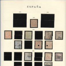 Sellos: ESPAÑA 1873,74. Lote 289683063