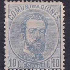 Selos: SELLOS ESPAÑA AÑO 1872 OFERTA EDIFIL 121 EN NUEVO MUY BIEN CENTRADO VALOR DE CATALOGO 10 €. Lote 290503193