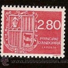Sellos: ANDORRA CORREO FRANCES Nº 435 ANFIL 1993. Lote 9591548