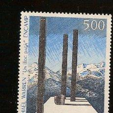 Sellos: ANDORRA CORREO FRANCES Nº 439 ANFIL 1993. Lote 9591557