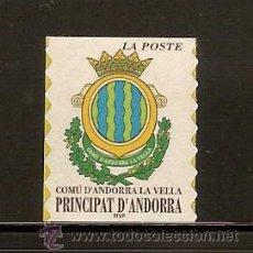 Sellos: ANDORRA CORREO FRANCES Nº 528 ANFIL 2000. Lote 9660588