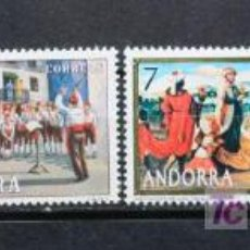 Sellos: ANDORRA SELLOS NUEVOS MNH AND-03. Lote 14996420