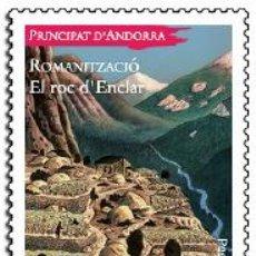 Timbres: ANDORRA FRANCESA 2008 - EL ROC D'ENCLAR. Lote 100465644