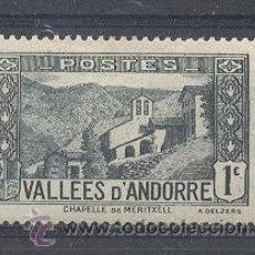 Sellos: ANDORRA FRANCESA, 1932-33, YVERT TELLIER 24, NUEVO. Lote 21362348
