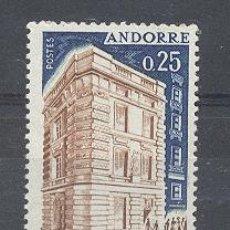 Briefmarken - ANDORRA FRANCESA, 1965, YVERT TELLIER 174, NUEVO - 21362572