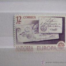 Sellos: ANDORRA NUEVO SIN CHARNELA . Lote 22980140