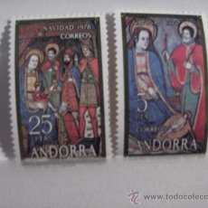 Sellos: ANDORRA NUEVO SIN CHARNELA . Lote 22980257