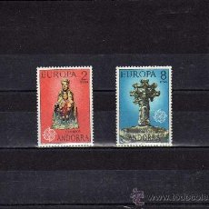 Sellos: ANDORRA-89/90 TEMA EUROPA 74. Lote 30243872