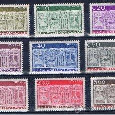Sellos: ANDORRA FRANCESA 1983 NUEVOS** SERIE COMPLETA. Lote 31906898