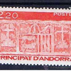 Sellos: ANDORRA FRANCESA 1987 EDIFIL 378 NUEVO**. Lote 32509030