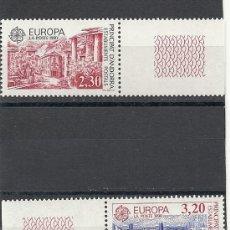Sellos: ANDORRA 1990, ANFIL Nº 388/389**, EUROPA. Lote 262148255
