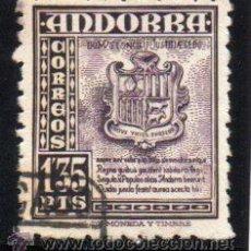 Timbres: ANDORRA.- EDIFIL Nº 55 EN USADO. Lote 36177923