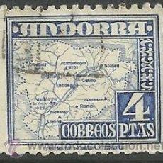 Sellos: ANDORRA 1948-53. *.MH. EDIFIL Nº 57.. Lote 37404025