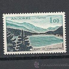 Sellos: ANDORRA-ANDORRE 1961-71 YVERT Nº 164**, PAISAJES. Lote 39353277