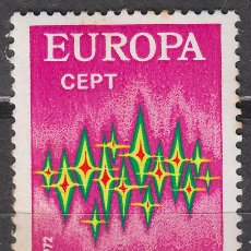 Sellos: ANDORRA FRANCESA Nº 238, EUROPA 1972, NUEVO ***. Lote 48883627