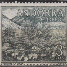 Sellos: ANDORRA Nº 65, ANDORRA LA VIEJA, NUEVO ***. Lote 220833610