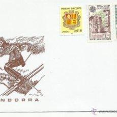 Sellos: ANDORRA FRANCESA 1979 EUROPA SERIE COMPLETA. Lote 50292102
