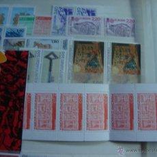 Sellos: ANDORRA FRANCESA AÑO 1987 NUEVOS SIN CHARNELAS VEA DESCRIPCION. Lote 50849519