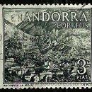 Sellos: ANDORRA-ESP 1963- ED 0065 (USADO). Lote 160610714