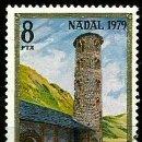 Sellos: ANDORRA-ESP 1979- ED 0128 (USADO). Lote 160612084