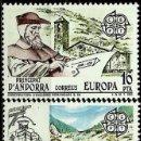 Sellos: ANDORRA-ESP 1983- ED 0168/169*** (SERIE COMPLETA NUEVA SIN/CH) (EUROPA CEPT). Lote 160613040