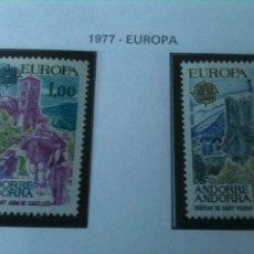 Sellos: ANDORRA FRANCESA-EUROPA. Lote 54560250