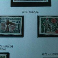Sellos: ANDORRA FRANCESA-EUROPA. Lote 54560376