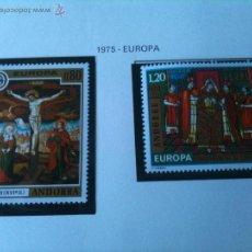 Sellos: ANDORRA FRANCESA-EUROPA. Lote 54560540