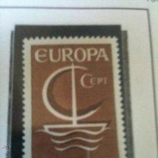 Sellos: ANDORRA FRANCESA-EUROPA. Lote 54561180