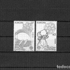 Sellos: ANDORRA ESPAÑOLA 1986, EDIFIL 191-92, MNH-SC. Lote 118971550