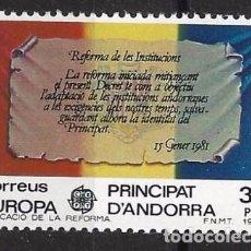 Sellos: ANDORRA - SELLO NUEVO. Lote 110022528