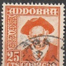 Sellos: ANDORRA. 1951. -*MH. Lote 95924103
