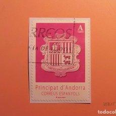 Sellos: ANDORRA - ESCUDO DE ARMAS.. Lote 105371427