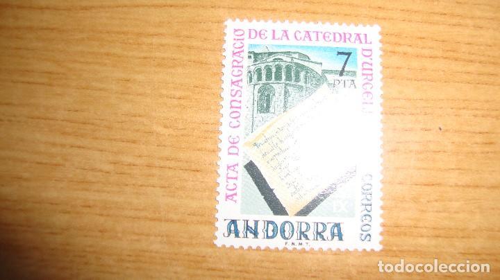 ANDORRA ESPAÑOLA EDIFIL 99 NUEVOS PERFECTOS (Sellos - Extranjero - Europa - Andorra)