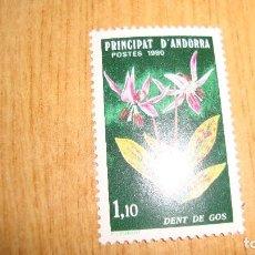 Sellos: ANDORRA FRANCESA YVERT 286 NUEVO PERFECTO. Lote 113280859