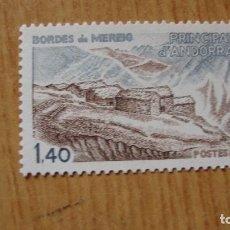 Sellos: ANDORRA FRANCESA YERT 291 NUEVO SIN CHARNELAS. Lote 113283643