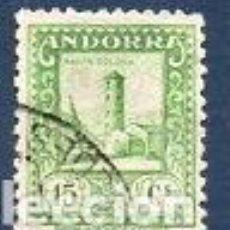 Timbres: ANDORRA.- CATÁLOGO EDIFIL Nº 33, EN USADO. Lote 117360955