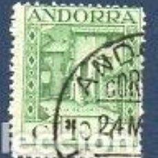 Timbres: ANDORRA.- CATÁLOGO EDIFIL Nº 17 EN USADO. Lote 117361015
