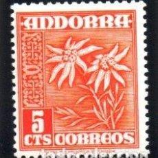 Sellos: ANDORRA.- CATÁLOGO EDIFIL Nº 46, EN NUEVO. Lote 117362395