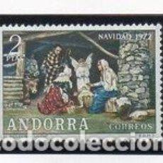 Sellos: ANDORRA.- CATÁLOGO EDIFIL Nº 79, EN NUEVO. Lote 117363415